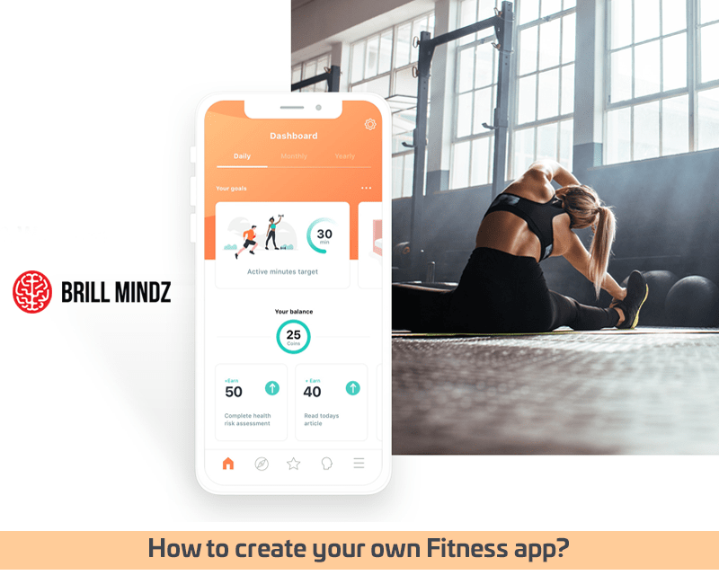 How to create your own Fitness app