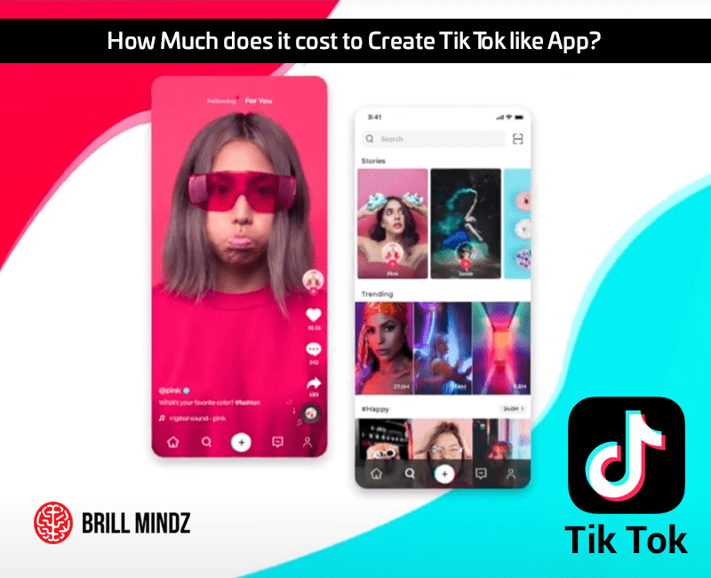 How Much does it cost to Create TikTok like App?