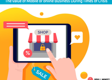 The Value of Mobile or online Business During Times of Crisis