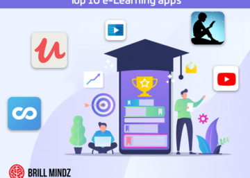 Top 10 e-Learning apps
