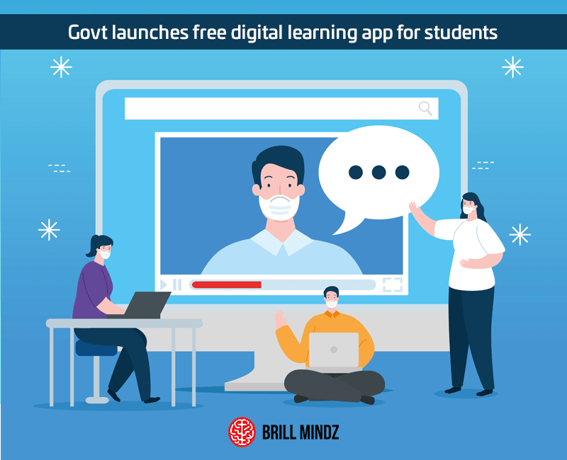 free digital learning app for students
