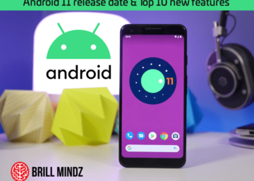 Android 11 release date: Top 10 new features