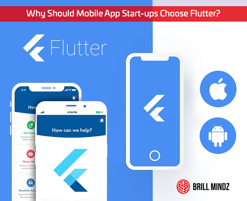 Why Should Mobile App Start-ups Choose Flutter?