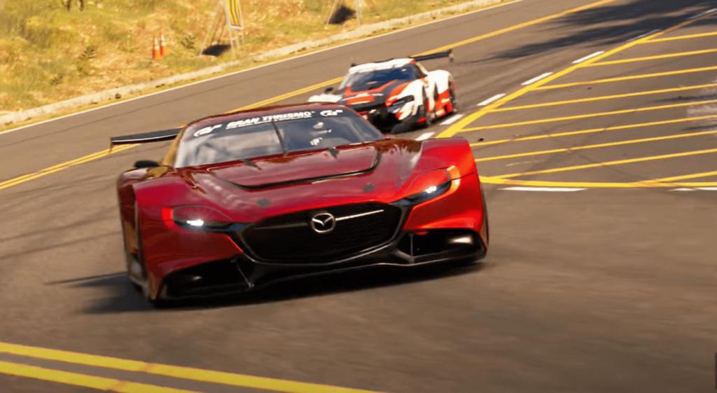 Gran Turismo 7 ps 5 games