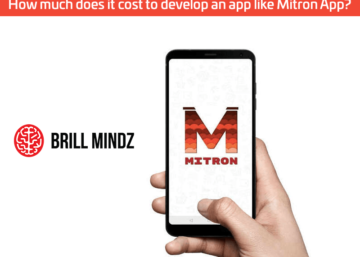cost to develop an app like Mirtron App?