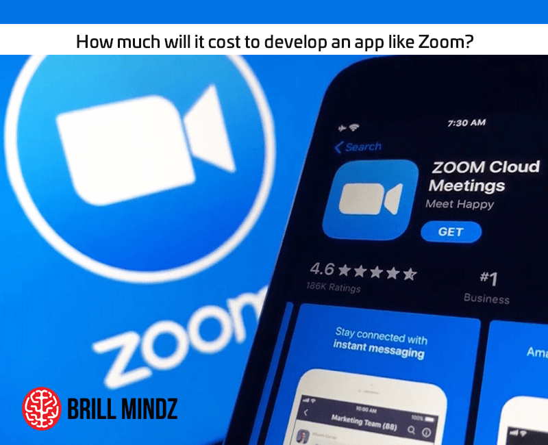 How much will it cost to develop a video conferencing app like Zoom?