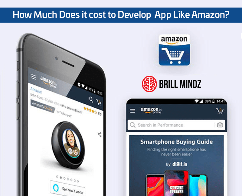 How Much Does it Cost to Develop a Marketplace E-Commerce App Like Amazon?