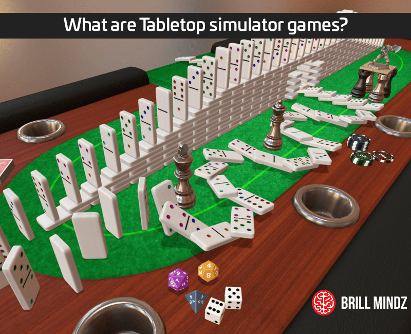 Tabletop simulator games
