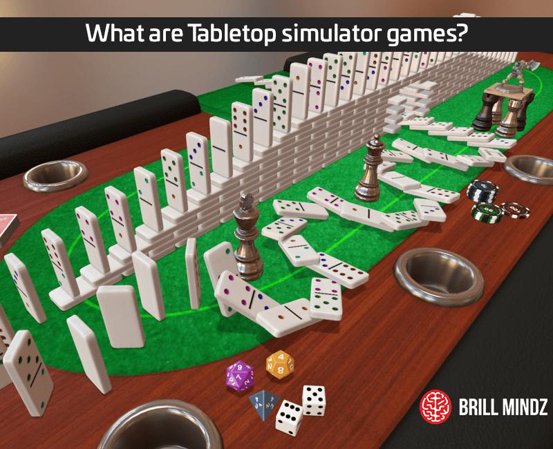 Tabletop simulator games