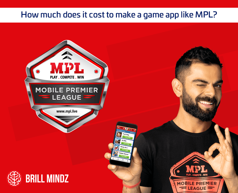 How much does it cost to build an app like MPL?