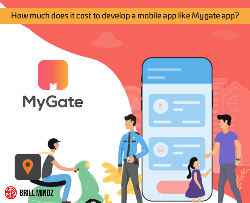 How much does it cost to develop a mobile app like Mygate app