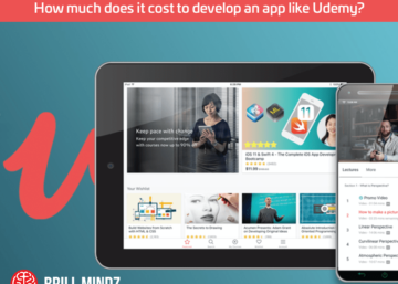 How much does it cost to develop an app like Udemy