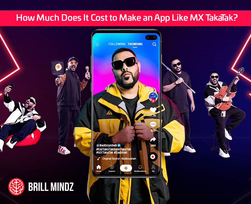 How Much Does It Cost to Make an App Like MX takatak