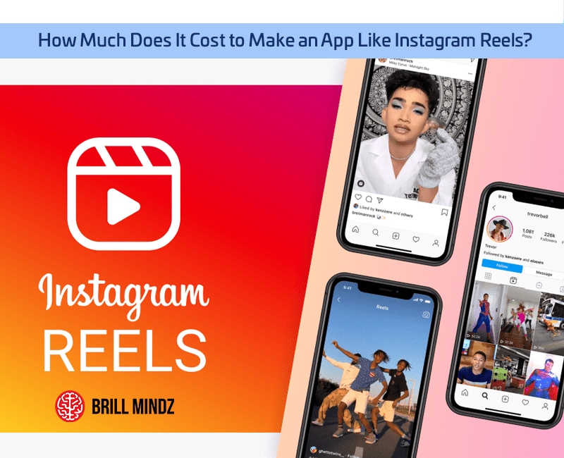 How Much Does It Cost to Make an App Like Instagram Reels?