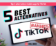 Top 5 alternative mobile app for Tik Tok